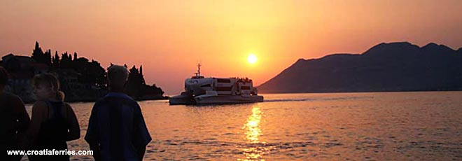 Tips and Guides about ferries in Croatia