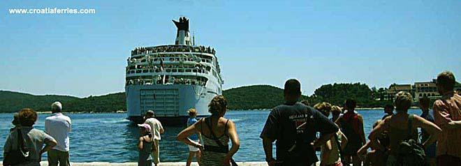 Croatia ferry news