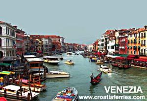 Ferry port Venice (Venezia)