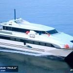 Ferry Catamaran Paula