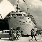 Ferry Liburnija in 1965