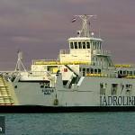 Ferry Supetar