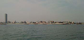 Ferry port Cesenatico