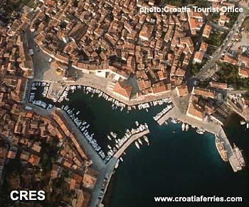 Ferry port Cres
