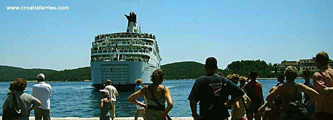 Croatia ferry news