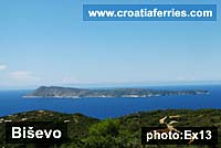 Island of Bisevo