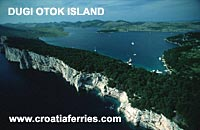 Island of Dugi Otok