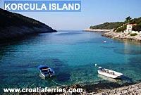 Island of Korcula