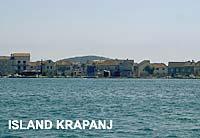 Island of Krapanj