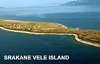 Island of Srakane Vele