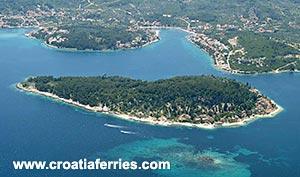 Island of Vrnik