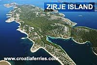 Island of Zirje