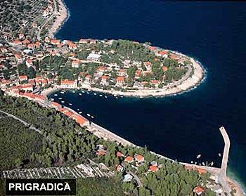 Ferry port Prigradica