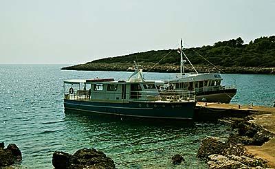 Ferry port Proizd