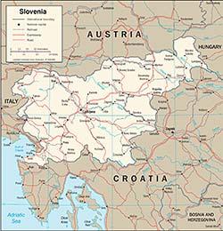 Slovenian Mainland