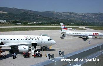 Ferry port Split Airport (Resnik)