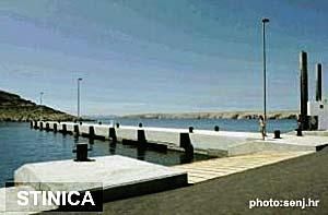 Ferry port Stinica