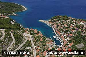 Ferry port Stomorska