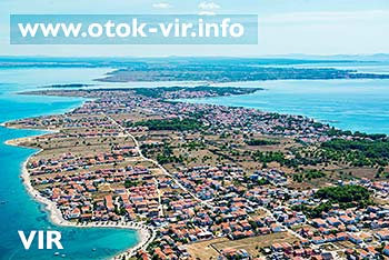 Ferry port Vir