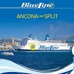 Blue Line Ferries from Ancona to Split