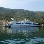 Catamaran Ferry 'Karolina' – (Jadrolinija)