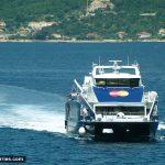 Catamaran Ferry 'Vida' - Jadrolinija