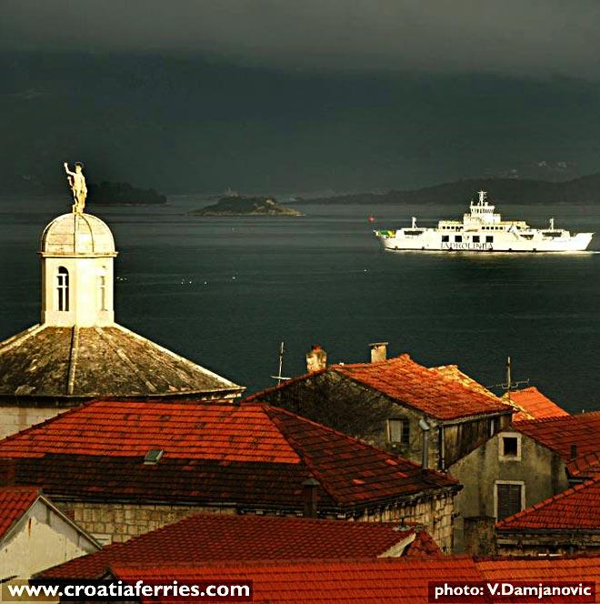 spiritual ferry views