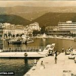 10th anniversary of the first ferry in Croatia