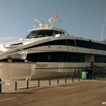 Catamaran Ferry 'Jelena' - (Jadrolinija)