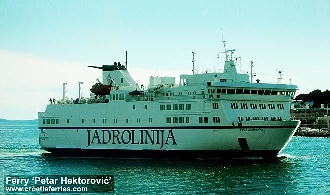 Ferry Petar Hektorović, Croatia