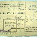 Ferry Ticket Dubrovnik to Split from 1915