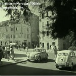 Video: Ferry Tratica arriving in Korcula in 1960s