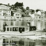 Foot Passenger Ferry from Korcula to Orebic (1960s)