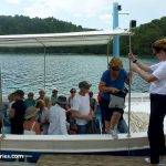 Ferry Boat 'Mato' – Mljet National Park