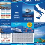 Snav Ferries Timetables for 2015