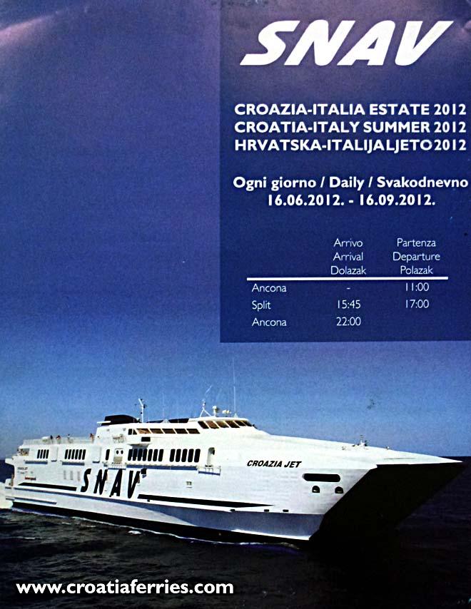 snav ferries 2012